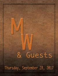 Mohican West & Guests Sale Thursday, September 28th at Noon
