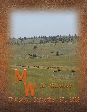 Mohican West & Guest - Montana - September 27, 2018